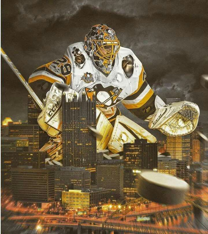 marc andre fleury pittsburgh penguins pinterest