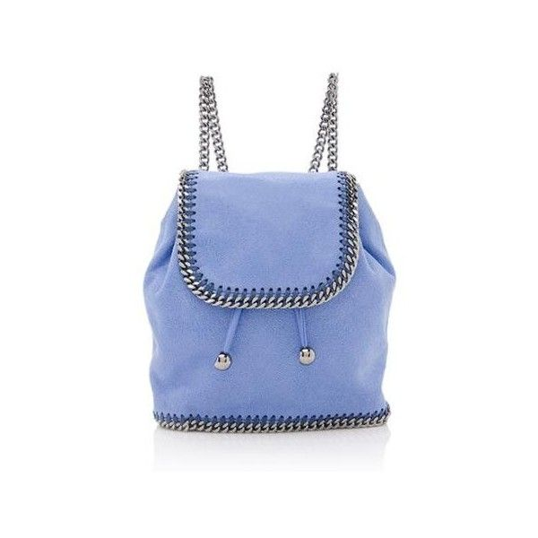 Falabella backpack - Blue Stella McCartney ipYIoTE3I