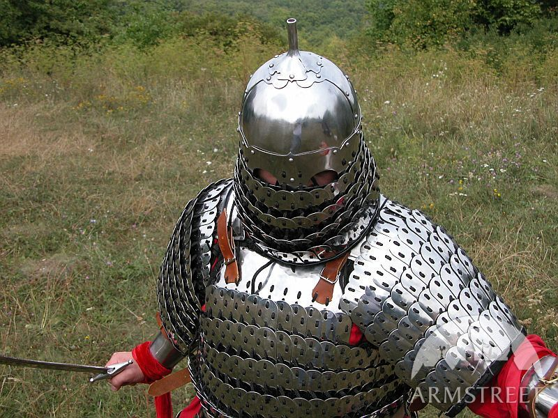 Medieval Lamellar Steel Lamellar Armor Armor Medieval Armor