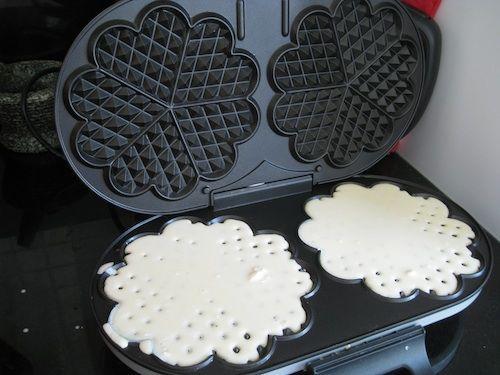 Vaffledagen Waffle Day In Sweden Waffle Day Waffles Waffle Iron