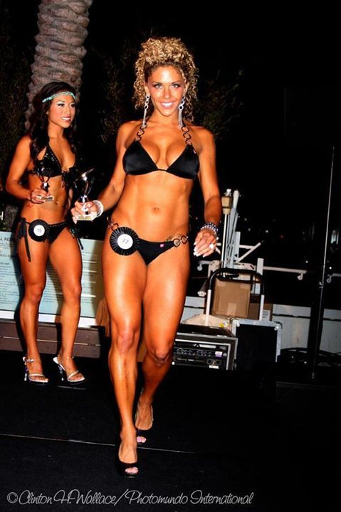 Fitness Model Winner Nikki Lee Makara racking up the awards!