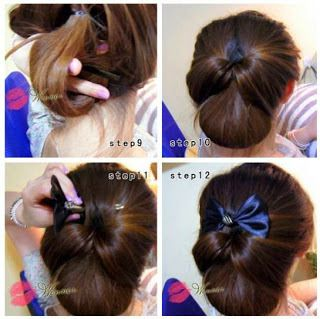Model Sanggul Modern Untuk Pesta Hair Do Tutorial Hair Styles