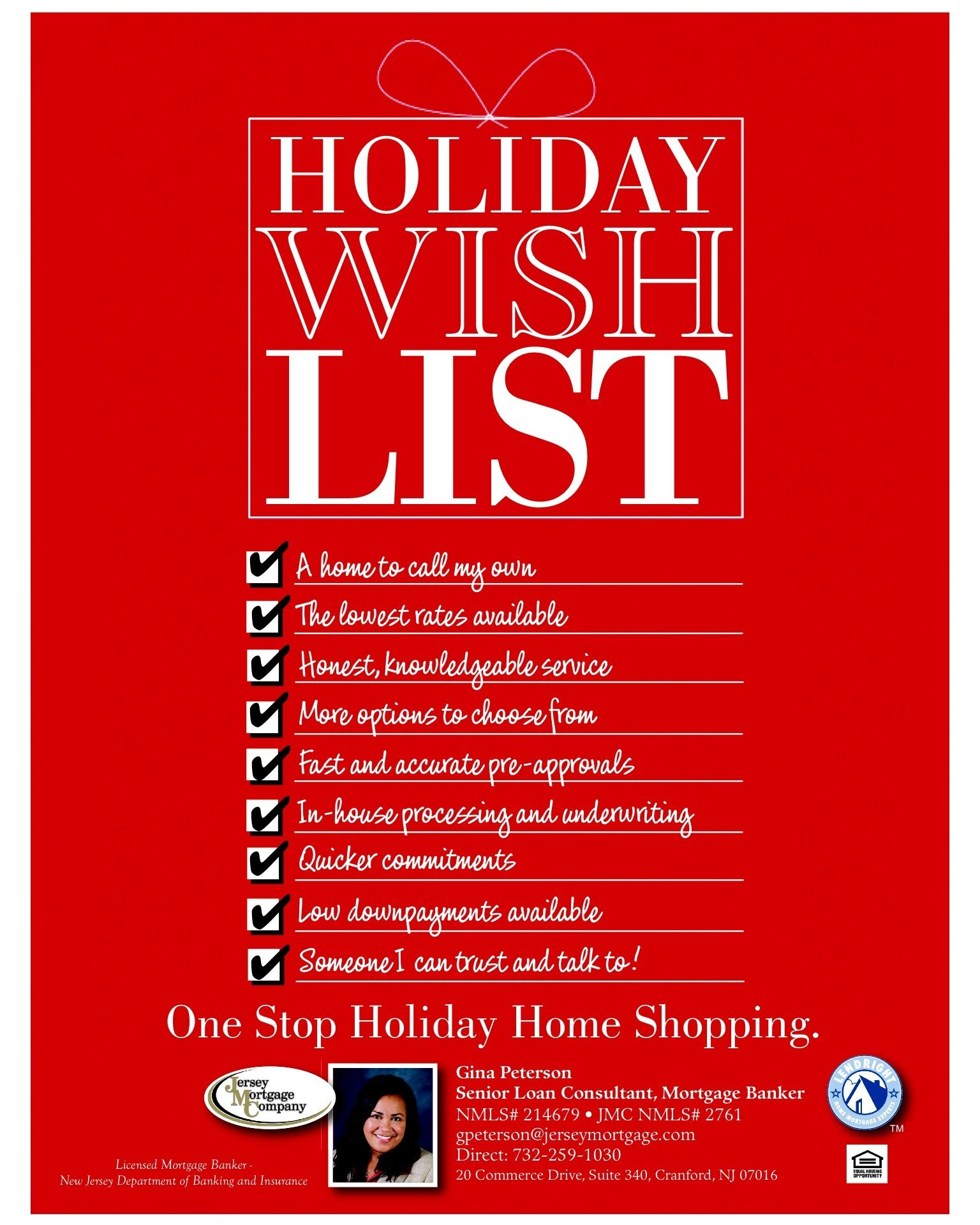 Turn A Wish To Wealth Holiday Wishes Home Buying Wish