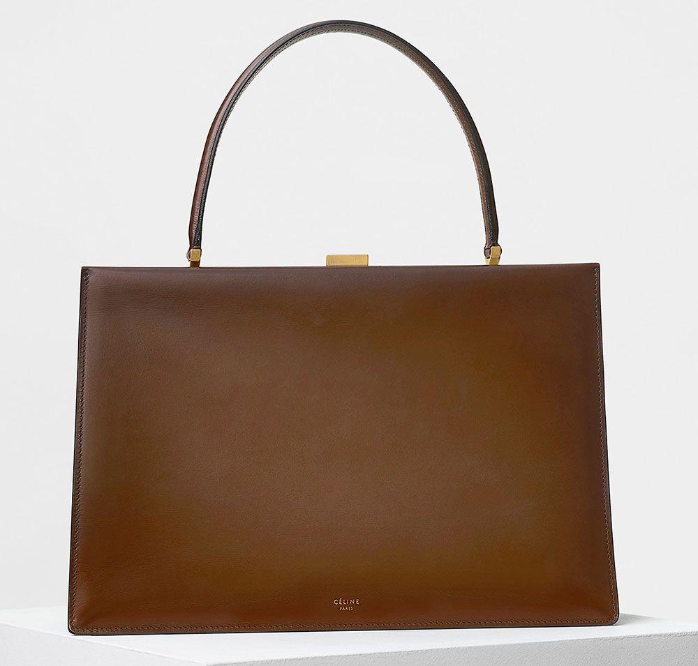 Céline S Clasp Bag 4200 Summer 2017 Available At Neiman Marcus 312 241 7078