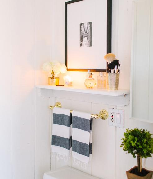 How To Decor Bathroom: Best 25+ Bathroom Toilet Decor Ideas On Pinterest