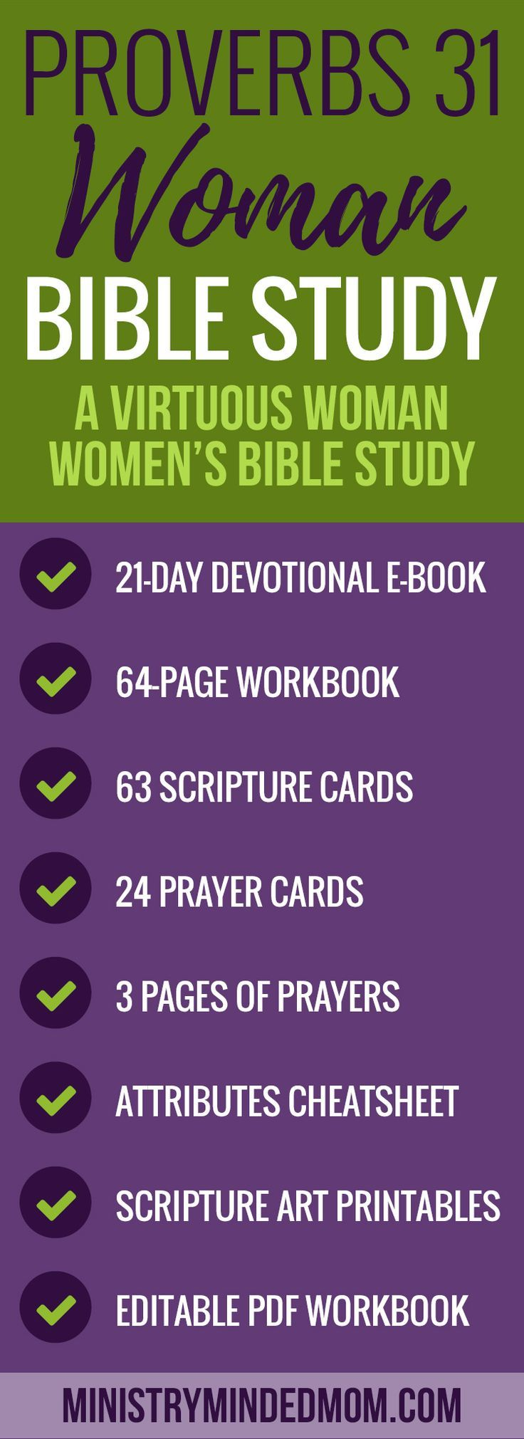 proverbs 31 woman bible study printable toolkit | women's ministry