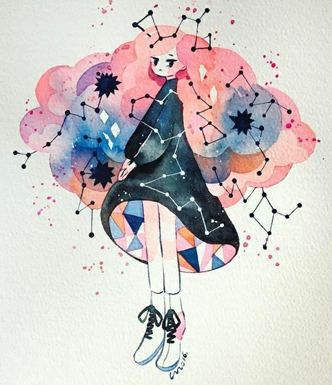 by maruti_bitamin on Instagram, one of my favourite art accounts!