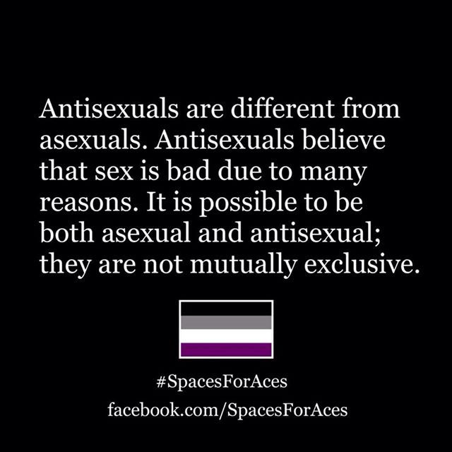 asexual Antisexual