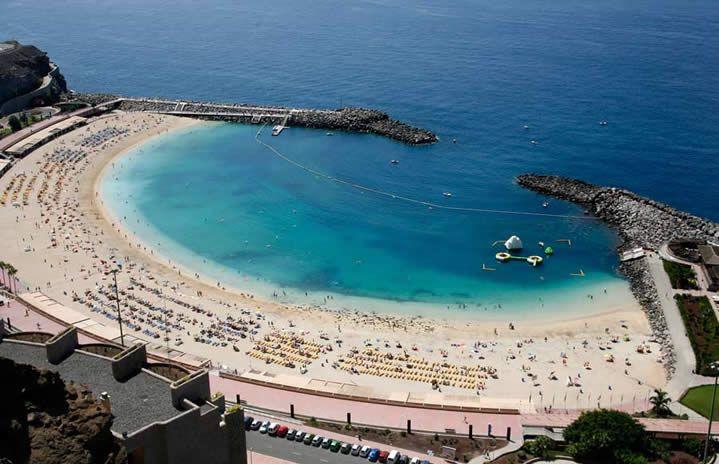 Amadores. Gran Canaria. Spain. Viajes, Islas, Playa