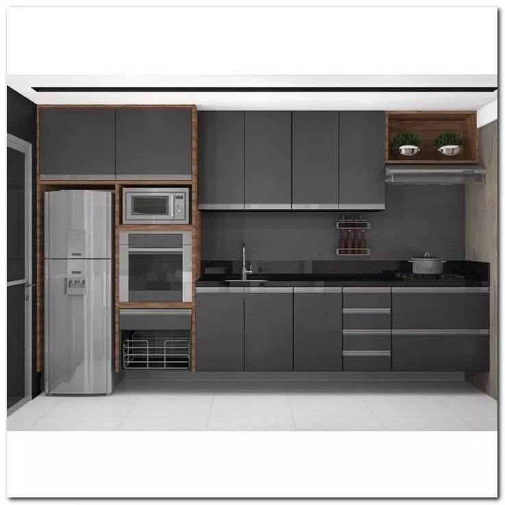 28 Sleek Inspiring Contemporary Kitchen Design Ideas