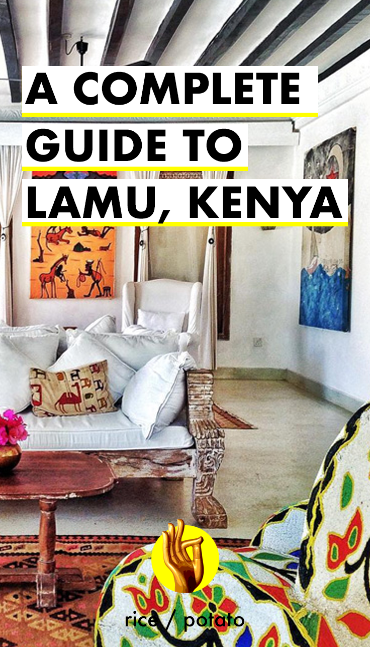 Swahili dreams a guide to lamu kenya kenya africa for Interior designs kenya