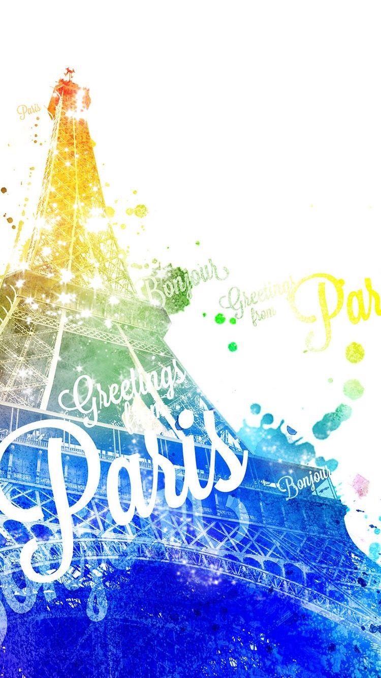 Paris Wallpaper Phone Travel Wallpapers Life Kefir Tower Voyage Telephone
