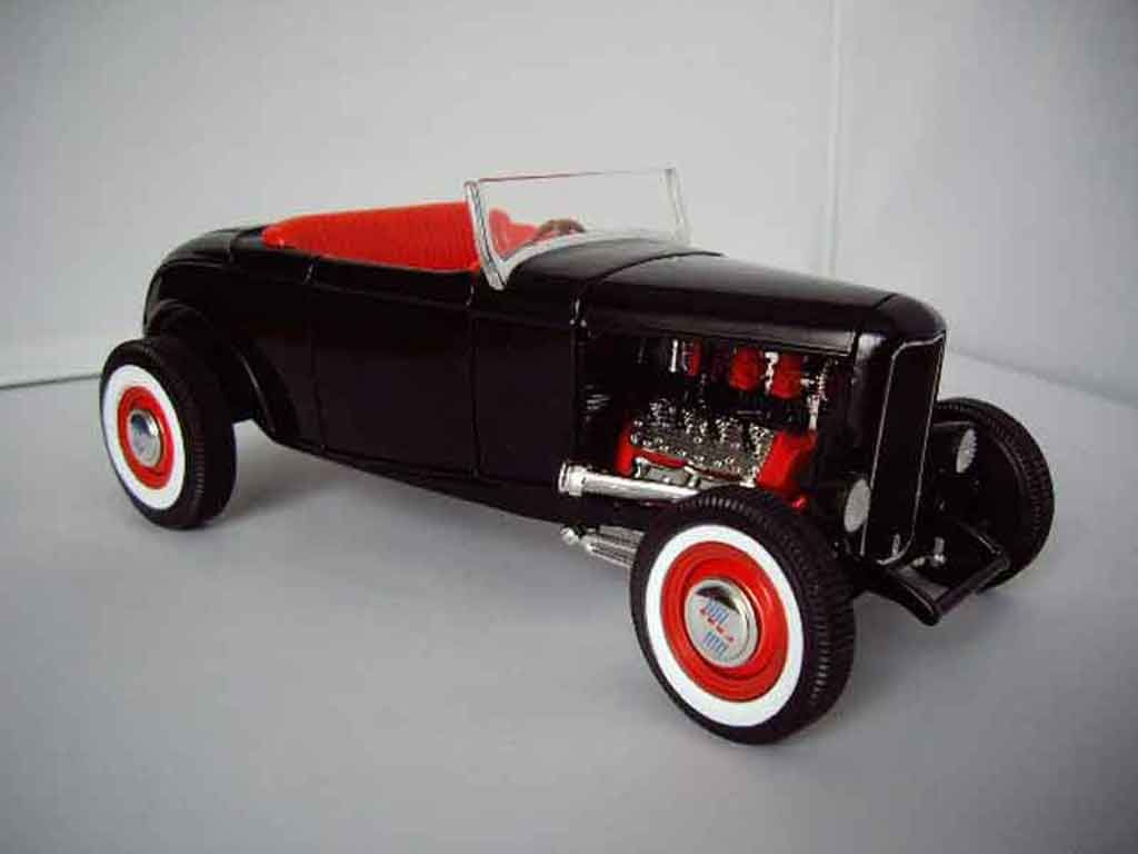 Ford 1932 roadster hot rod Hot Wheels diecast model car 1/18 - Buy ...