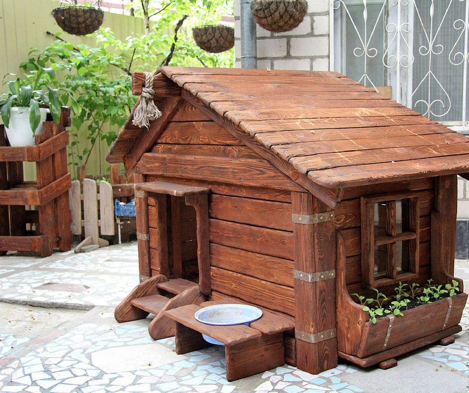 The 25 Best Unique Dog House Designs Custom Dog Houses Dog