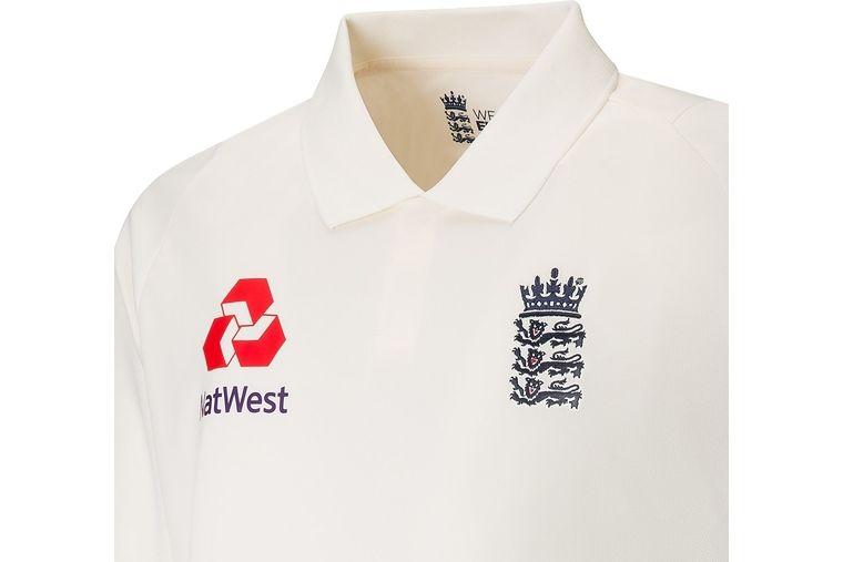 New Balance England Junior Test Shirt