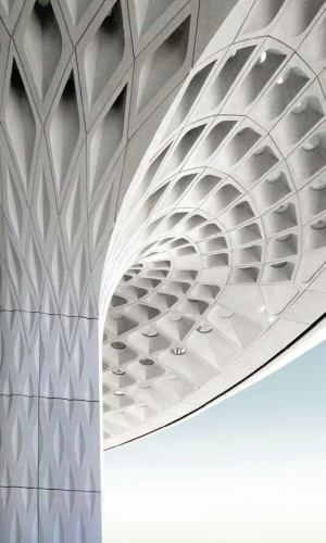 When Coffers Cover The Ceiling And Columns Architecture Architecture Design Facade Architecture