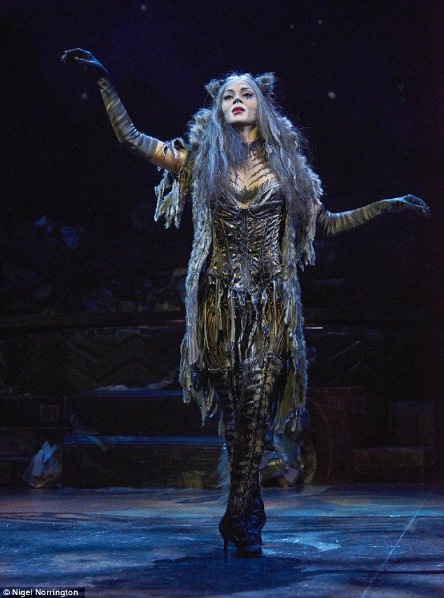 Nicole Scherzinger receives \u0027standing ovation\u0027 during Cats