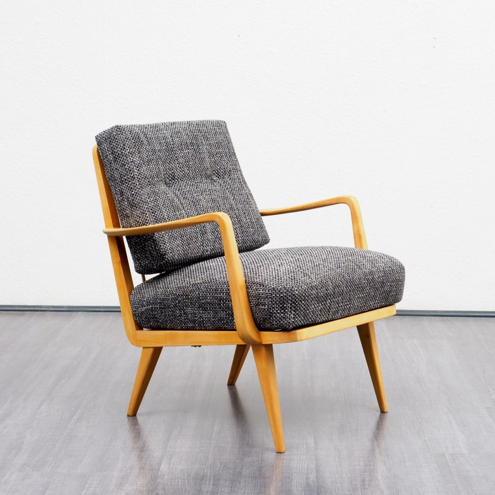 Brilliant 2 X Vintage Arm Chair 1950S Furniture Design Upholstery Pabps2019 Chair Design Images Pabps2019Com