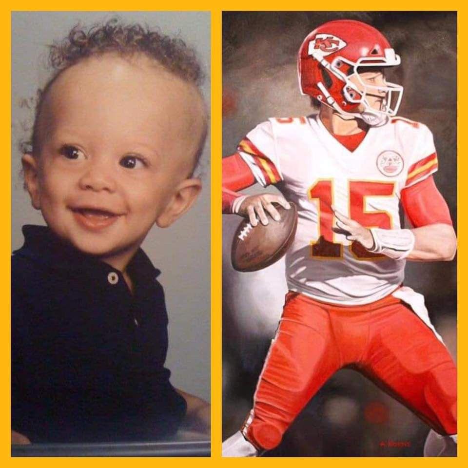 Baby Patrick W Today S Patrick Kc Chiefs Football Kansas City Chiefs Football Kansas City Chiefs Craft