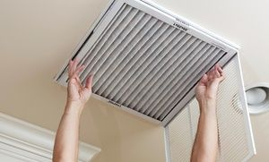Groupon - Up to 91% Off Interior Home Cleaning at Randy Duct Cleaning in Washington DC. Groupon deal price: $19