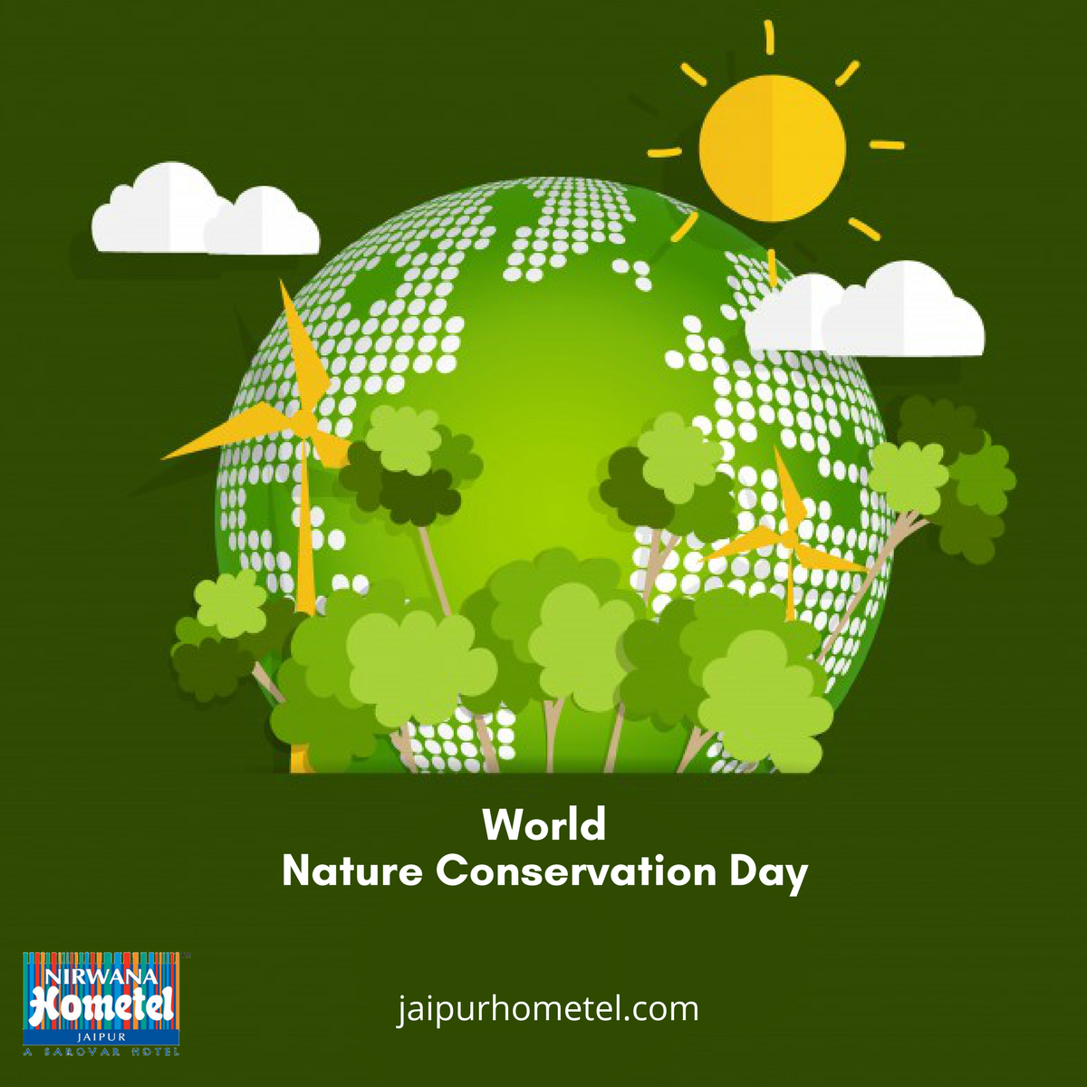 Celebrated On July 28 Each Year World Nature Conservation Day Recognizes That A Healthy Environment Is The Foundation Nature Conservation Conservation Nature