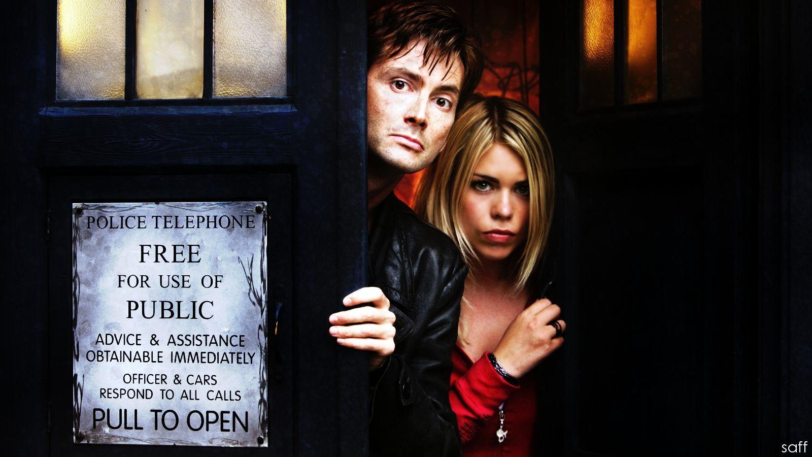 Doctor Who wallpaper by saffiremoon21.deviantart.com on @deviantART