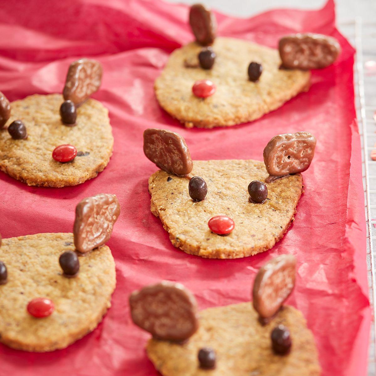Rentierkuchen - Tag Rezepte | Recept | Recepten, Kerst