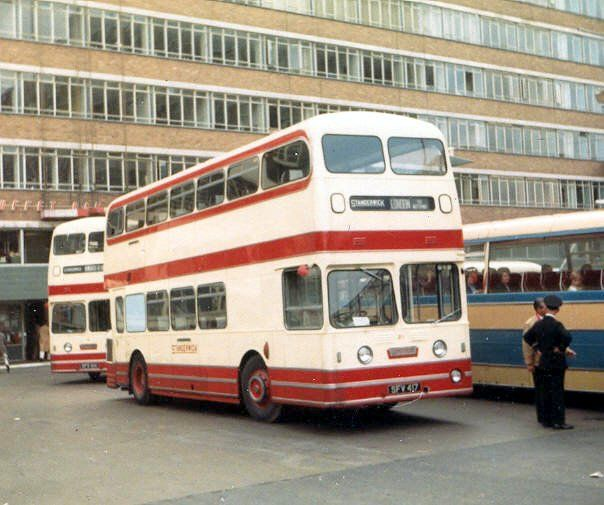 standerwick buses - Google Search