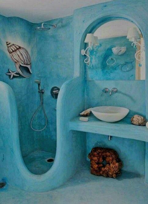 outstanding bathrooms ocean theme | Kids ocean theme bathroom I've always wanted an ocean ...