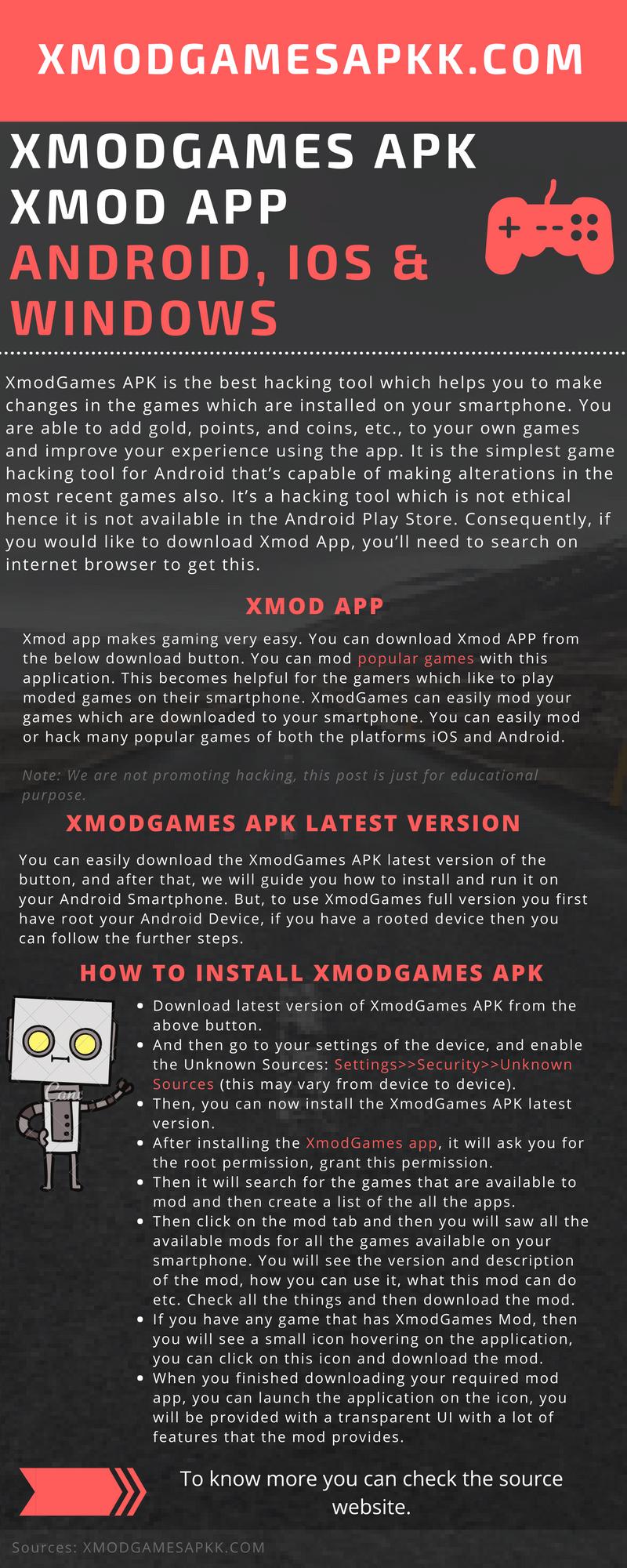 x mod games apk 2.3.5