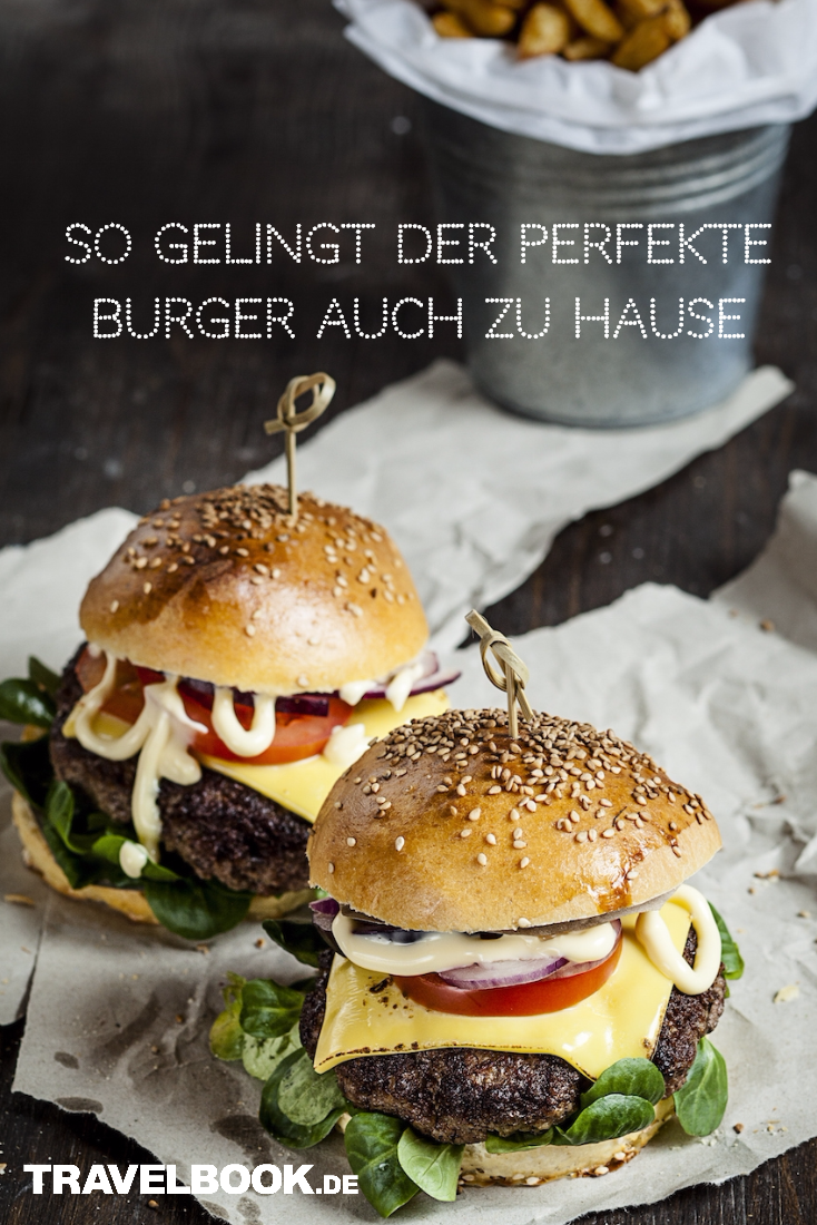 so gelingt der perfekte burger auch zu hause weltspeisen rezepte aus aller welt. Black Bedroom Furniture Sets. Home Design Ideas