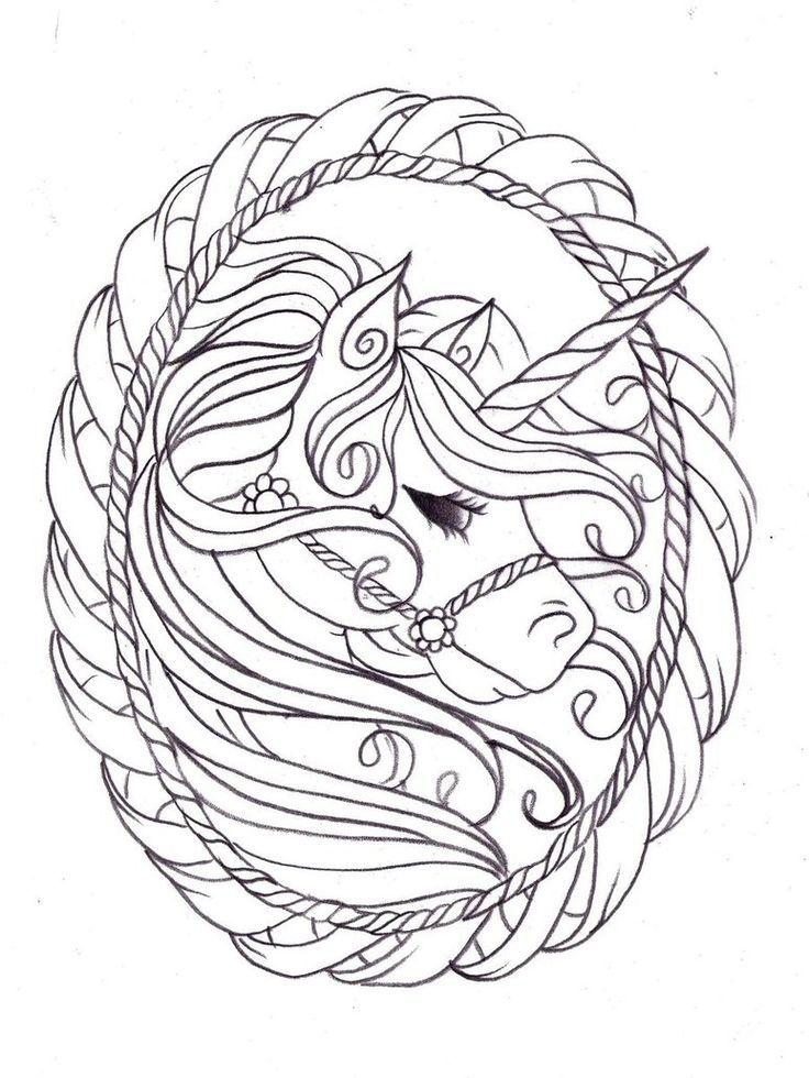 Pin de paula bolton en Unicorns | Pinterest | Colorear