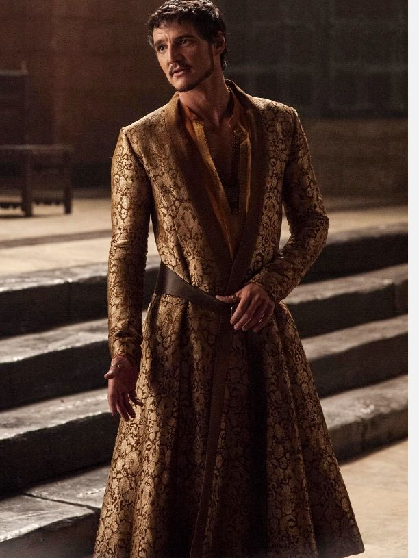 Prince Oberyn Martell   Pedro pascal, Game of thrones ...