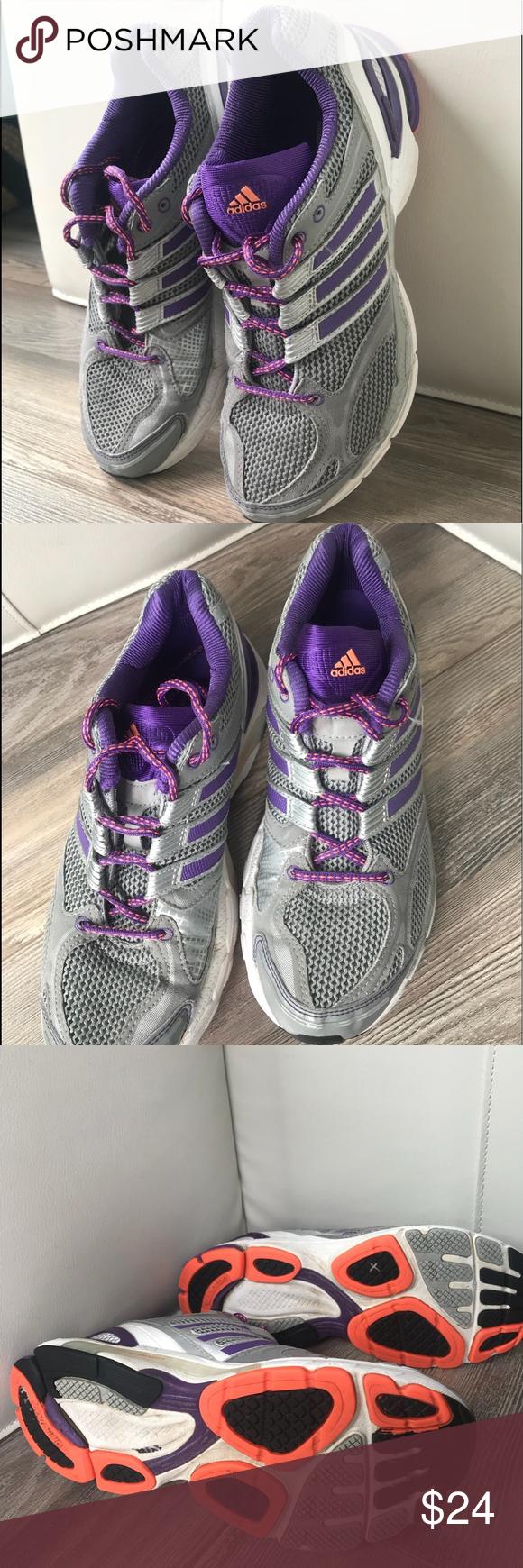 adidas adiprene violet