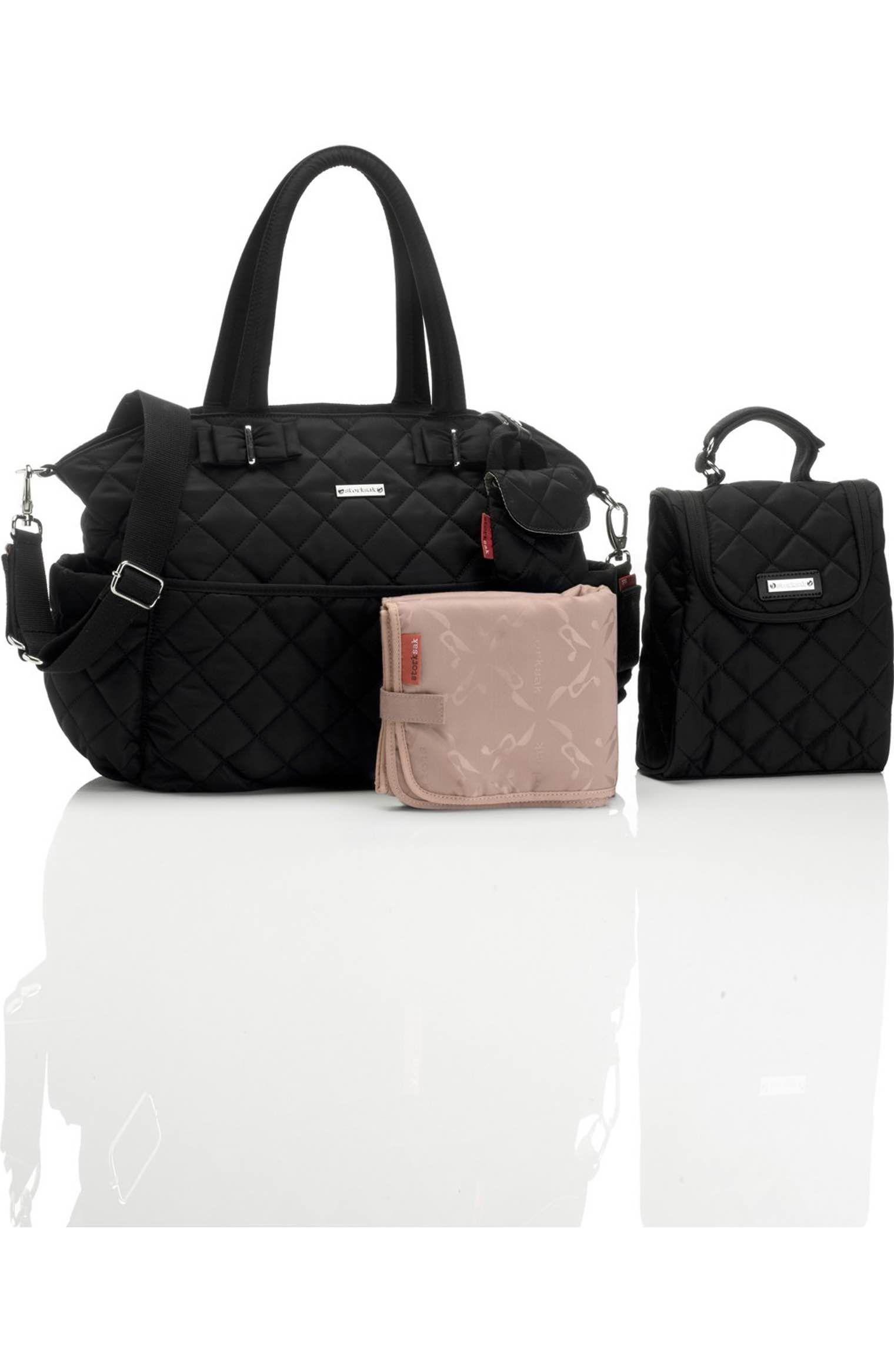 9228f97fe74e Main Image - Storksak Bobby Diaper Bag