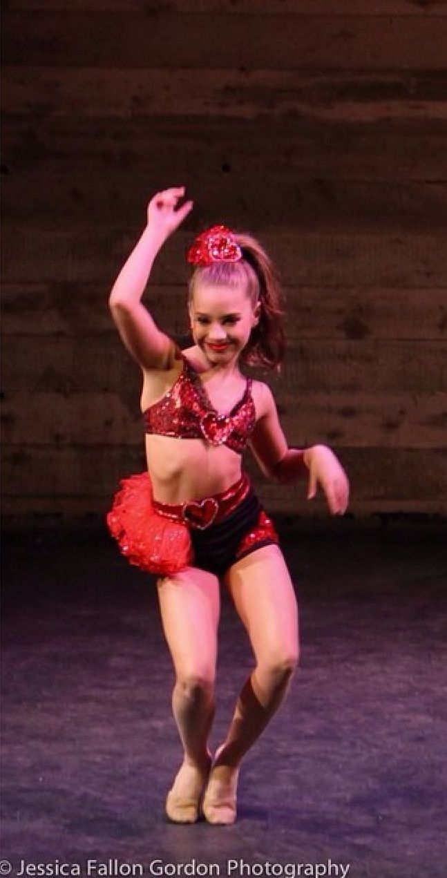 Mackenzie, cabaret for a cause 2015 | Dancemommers! | Dance