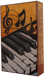 """Houston Llew  """"Life is like a piano. What you get depends on how you play it."""" -Tom Lehrer"""