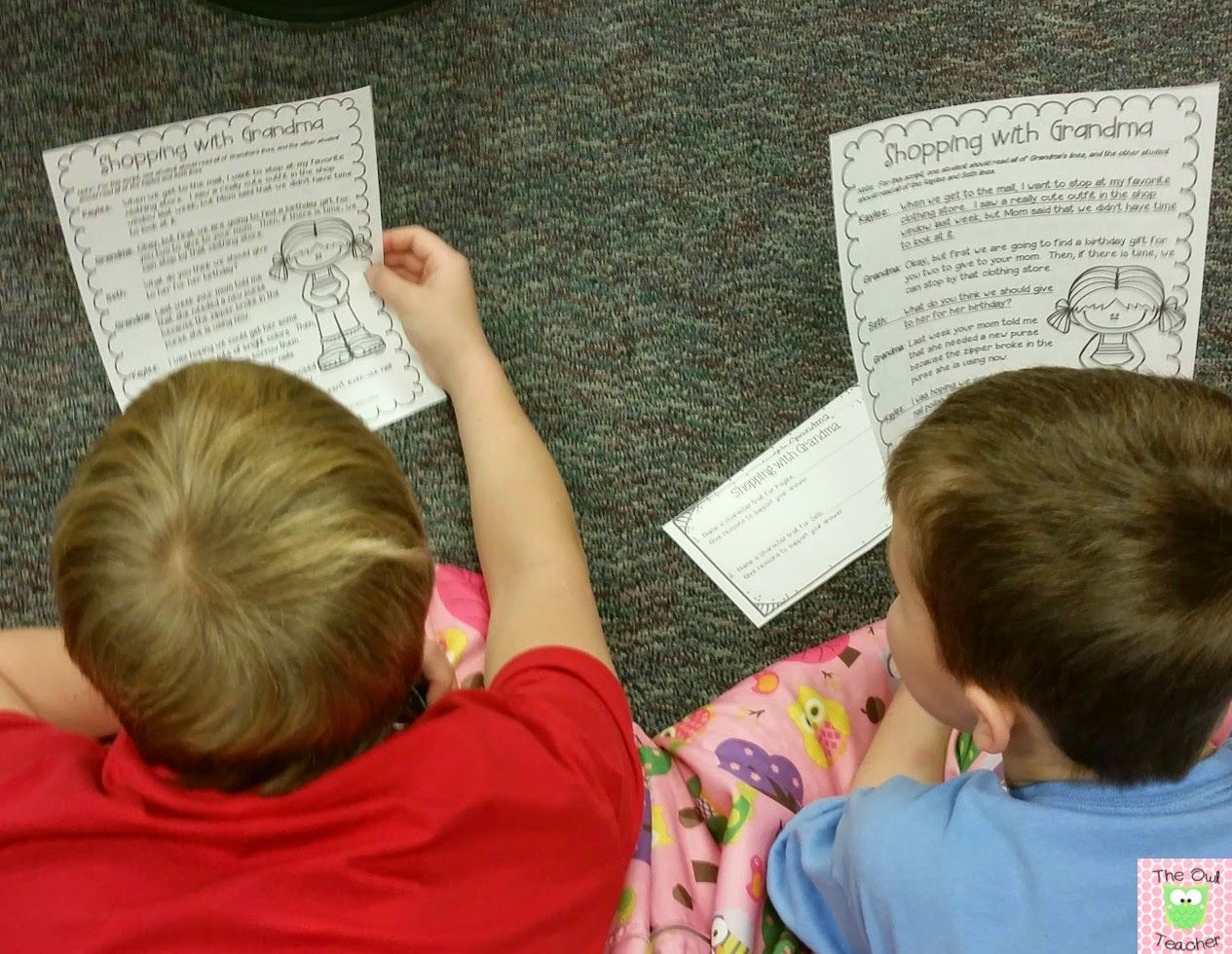 Tried It Tuesday Using Reader S Theater