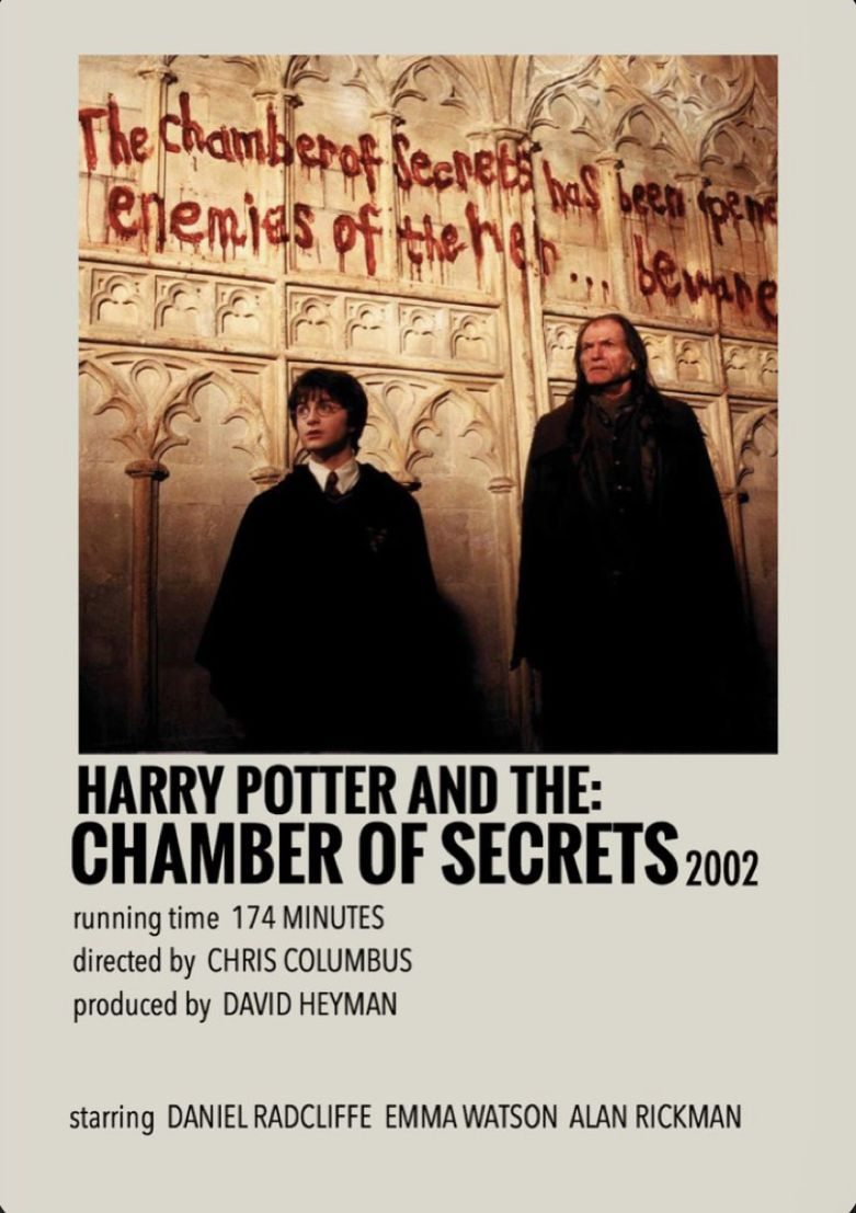 Pin By Anna Sepsey On Film Posters In 2020 Harry Potter Movie Posters Harry Potter Poster Harry Potter
