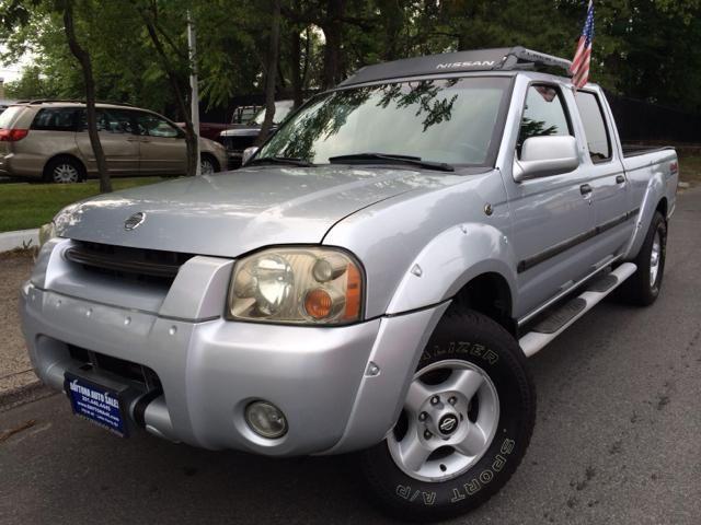 2002 Nissan Frontier, 1 miles, $6,995.