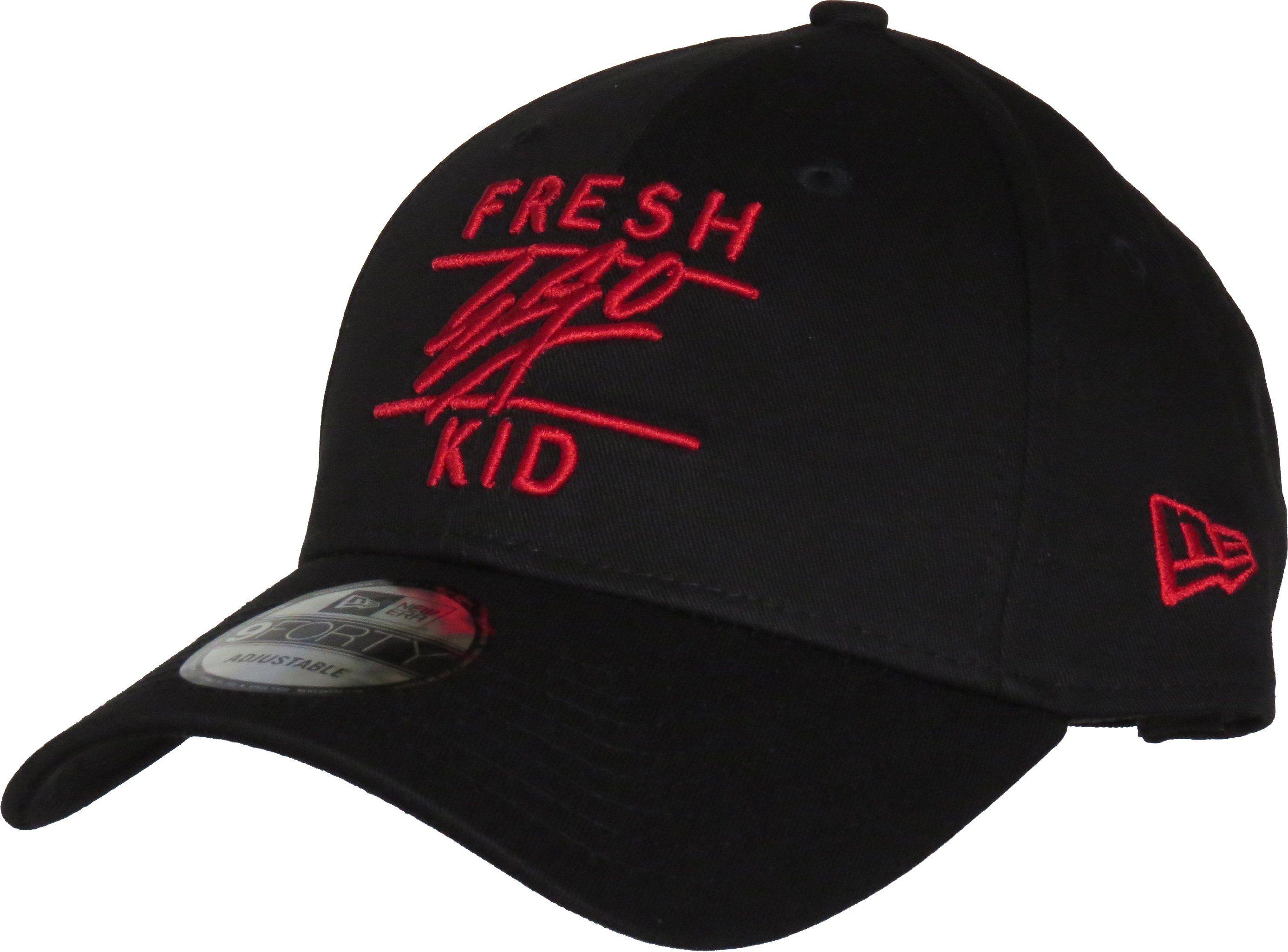 35c5a2ce Copy of Fresh Ego Kid New Era 940 Black/Red Baseball Cap – lovemycap