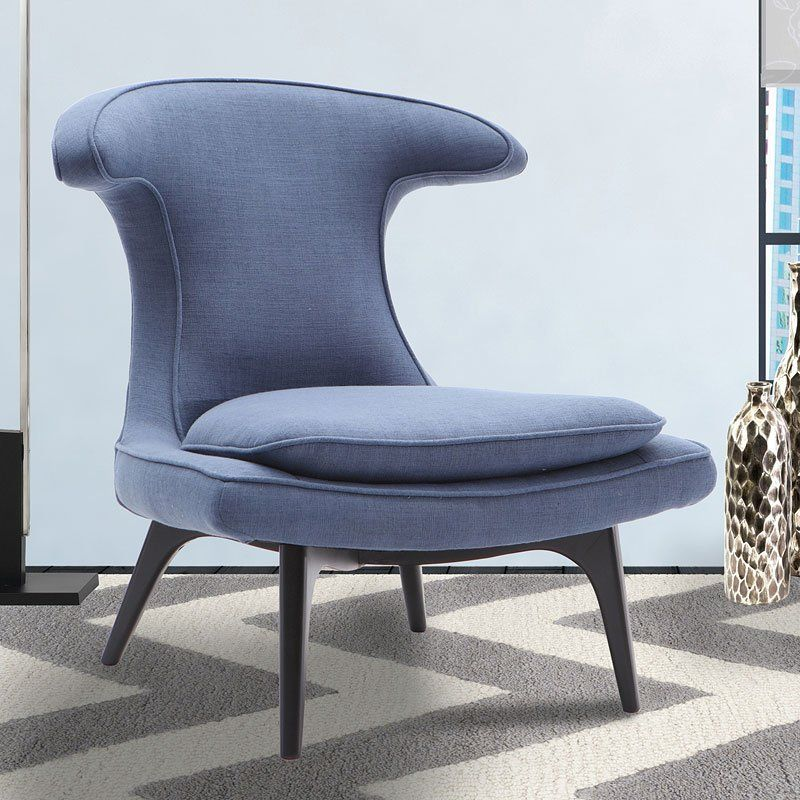 Aria blue accent chair blue accent chairs chair accent