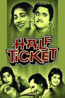 Half Ticket (1962) Hindi Movie Online in HD - Einthusan
