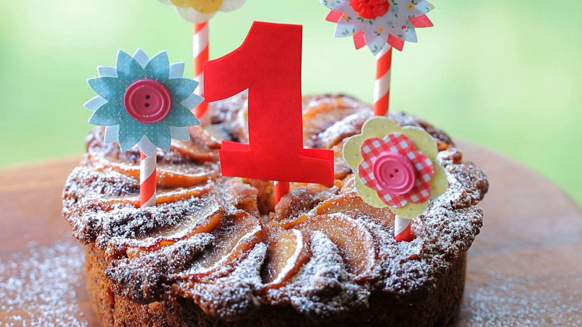 Baby Peach Cake Recipe No Dairy No Eggs No Gluten Pinterest
