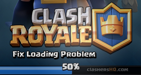 FIX] How to Fix Clash Royale 50% Loading Stuck & Other