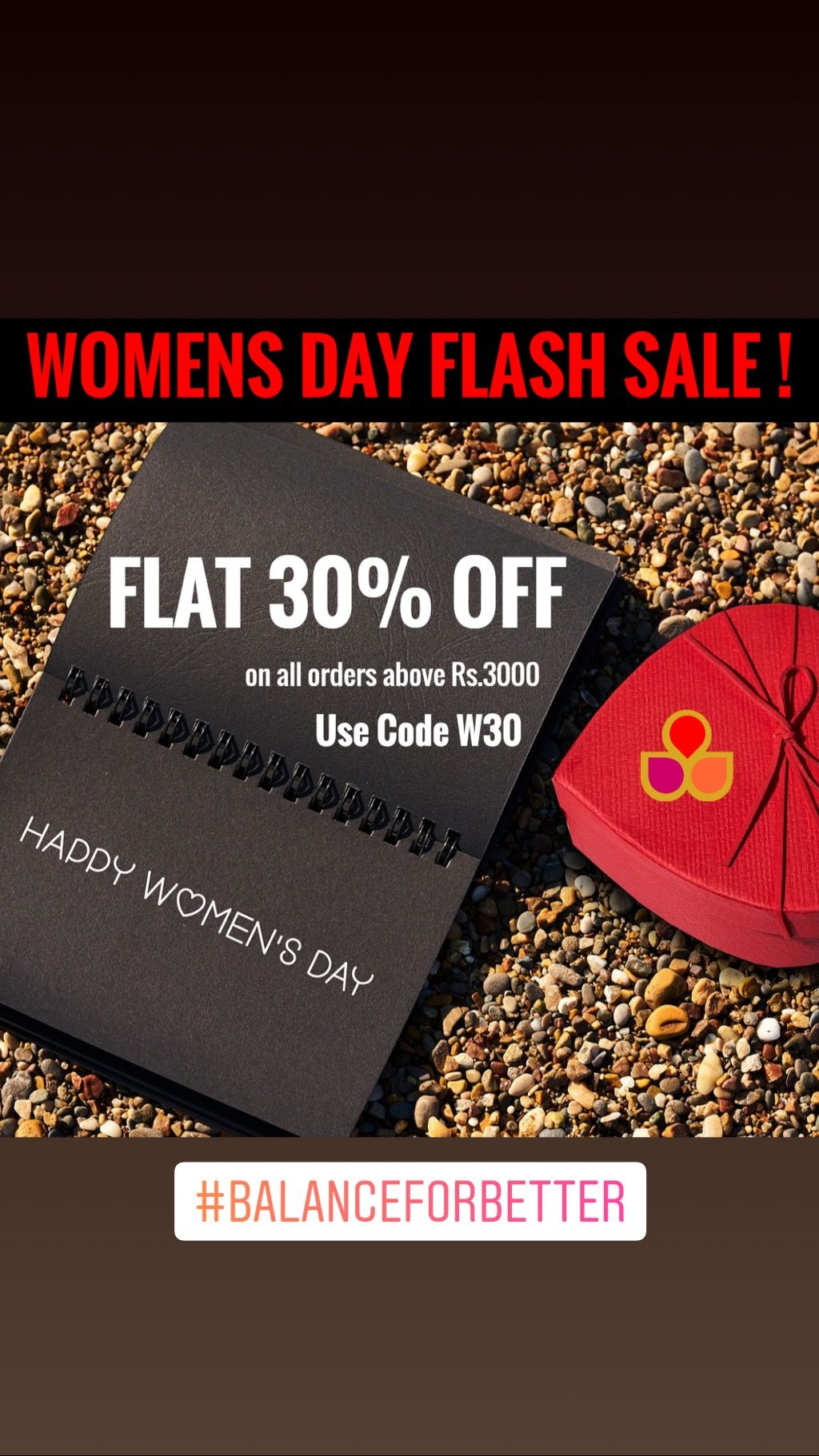 1b9096a3651 SPECIAL WOMENS DAY GIFT from anokherang for all our Lovely Ladies 😍😍😍  Enjoy FLAT