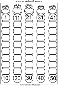 Missing numbers math ideas for school worksheets also rh pinterest