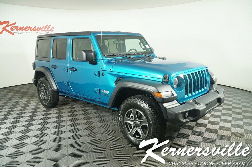 2020 Jeep Wrangler Sahara New 2020 Jeep Wrangler Unlimited