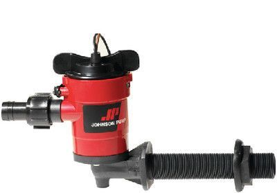 Johnson Pumps 38103 1000 GPH Cartridge 90-Degree Aerator Pump