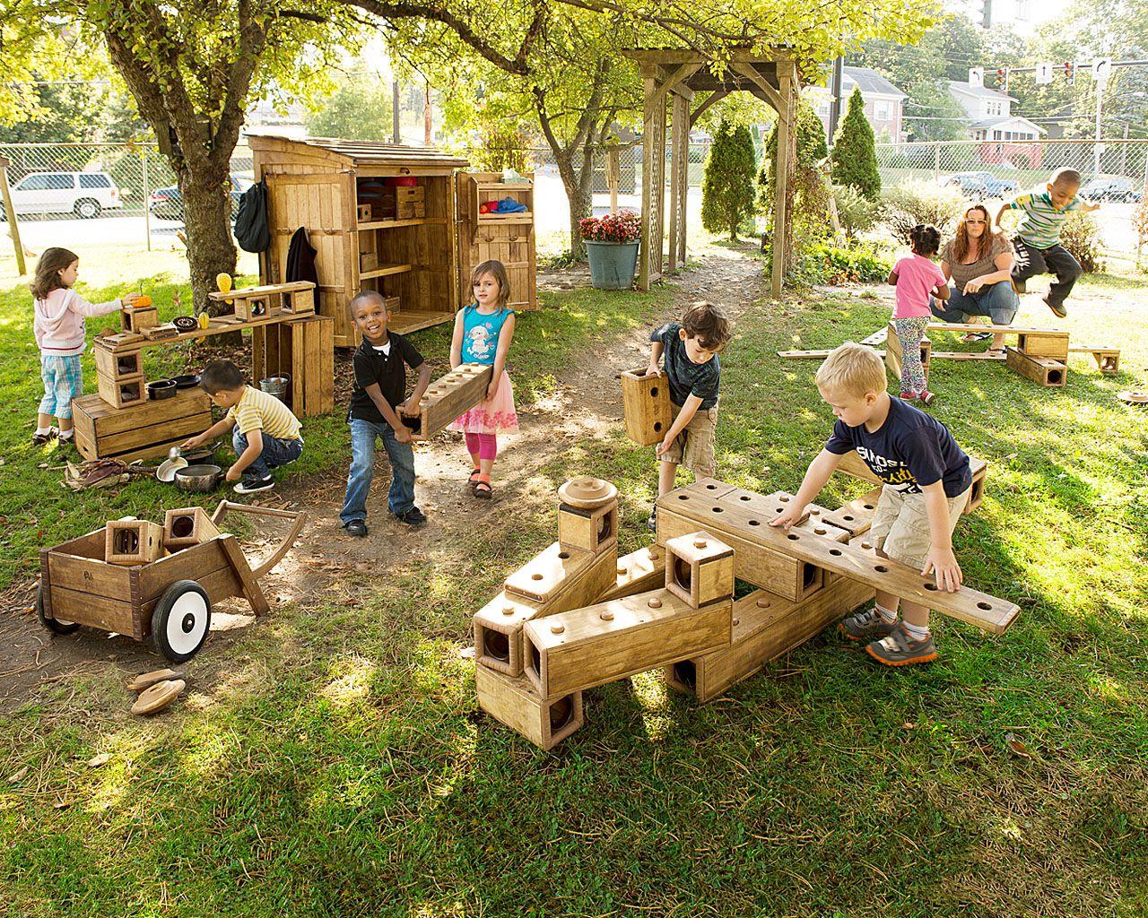Communityplaythings Hollow Blocks